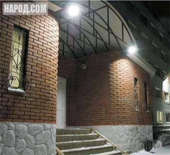 Уличное освещение LED в Хабаровске