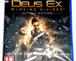 Deus Ex Mankind Divided Day One Edition PS4 диск новый РУССКИЙ